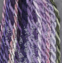 The Passion of Purple EdMar Rayon Thread